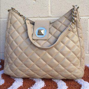 Kate Spade Gold Coast Quilted Janica Shoulder Bag
